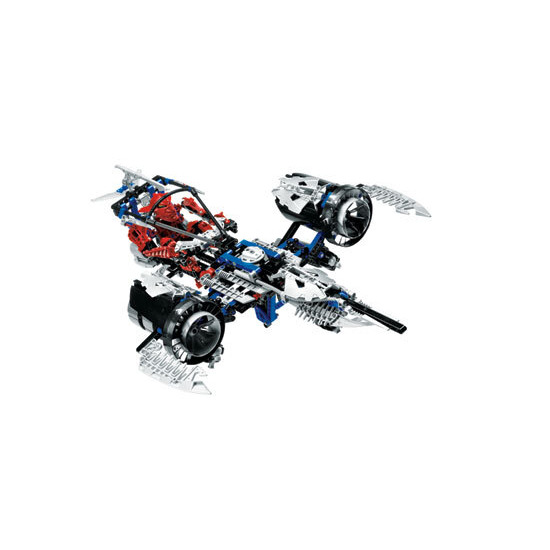 Bionicle 2Hy - Jetrax T6