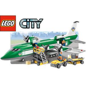 Photo of Lego City - Cargo Plane Toy