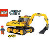 Photo of LEGO City - Digger Toy
