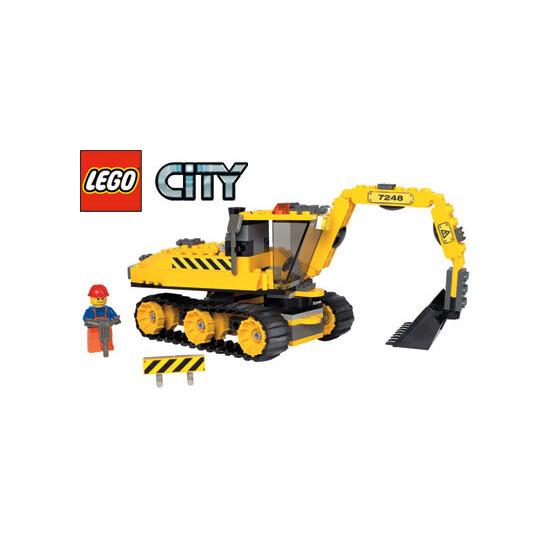 LEGO City - Digger