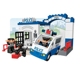 Photo of DUPLO LEGOVille - Police Station Toy