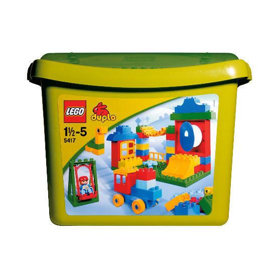 Duplo Deluxe - Brick Box