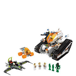 Lego Mars Mission - MT-61 Crystal Reaper Reviews