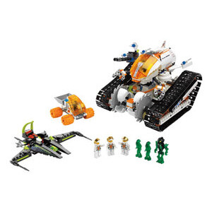 Photo of Lego Mars Mission - MT-61 Crystal Reaper Toy