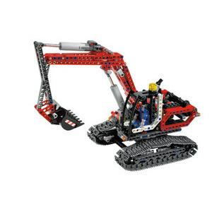 Photo of Lego Technic - Excavator Toy