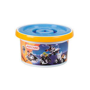 Photo of Meccano - Police Bucket Toy
