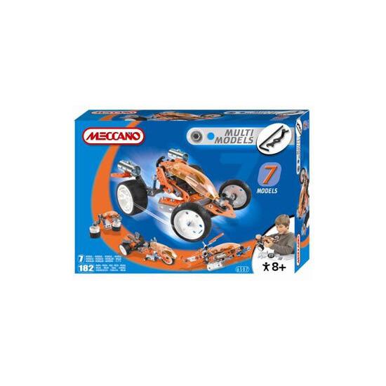 Meccano Multi Models - 7 Model Set