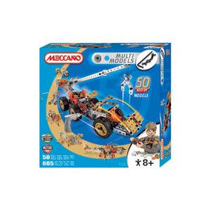 Photo of Meccano - Multi Models Best Of 50 Model Set Toy