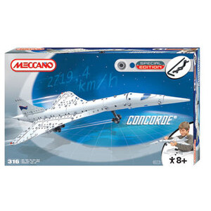 Photo of Meccano - Special Edition Concorde Toy
