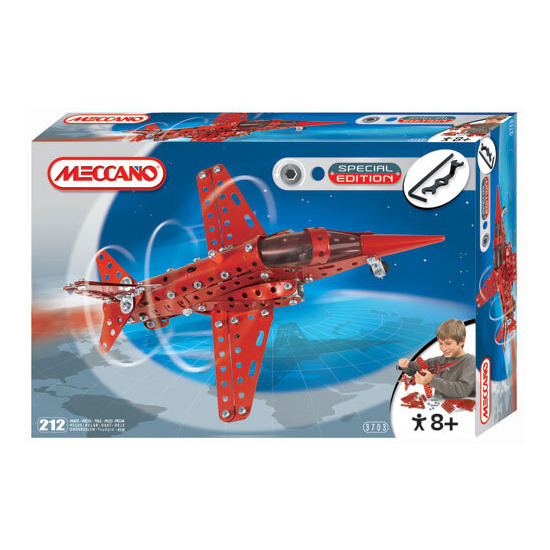 Meccano Special Edition Red Acrobatics