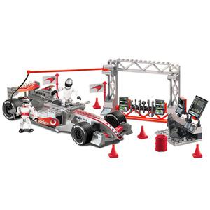 Photo of Mega Bloks - Pro MCLAREN Pitstop Toy
