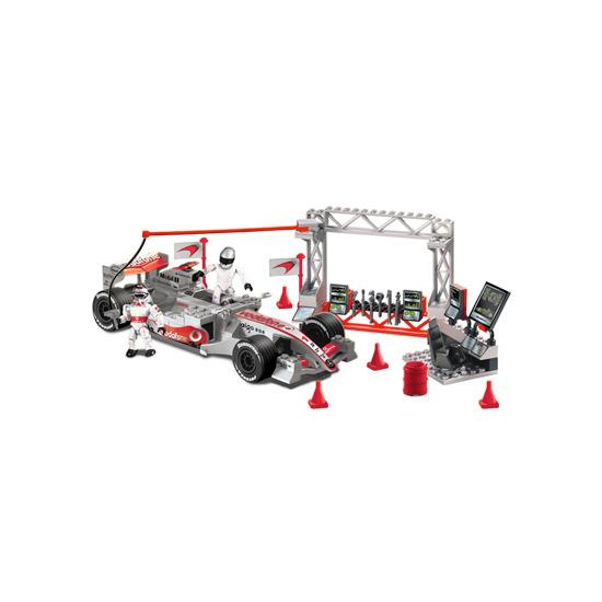 Mega Bloks - Pro Mclaren Pitstop