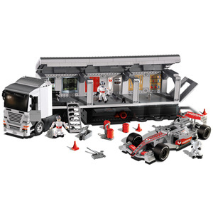 Photo of Mega Bloks - Pro MCLAREN Rig Toy