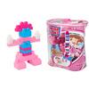 Photo of Mega Bloks Large Maxi Bag - Pink Colours Toy