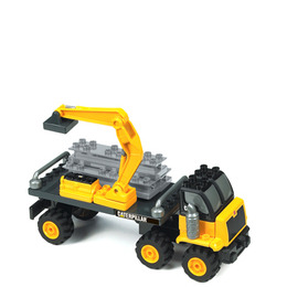 Mega Bloks - CAT Material Hauler Reviews