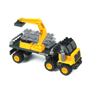 Photo of Mega Bloks - CAT Material Hauler Toy