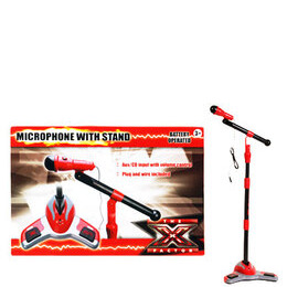 X Factor Centre Stage Mic and Stand Reviews