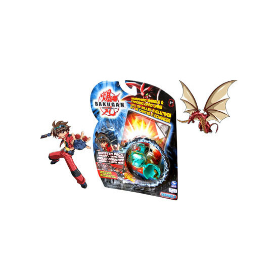 Bakugan Booster