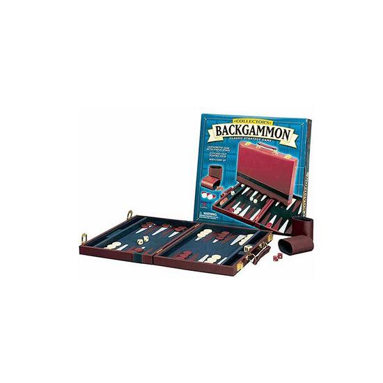 Backgammon In Case