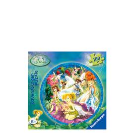 Disney Fairies 100 Piece Round Foil Puzzle Reviews