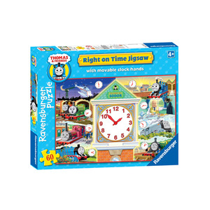 Photo of Thomas & Friends Right On Time Jigsaw Toy