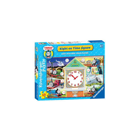 Thomas & Friends Right on Time Jigsaw