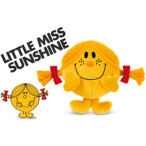 Photo of MR Men Show Soft Friends - Little Miss Sunshine Toy