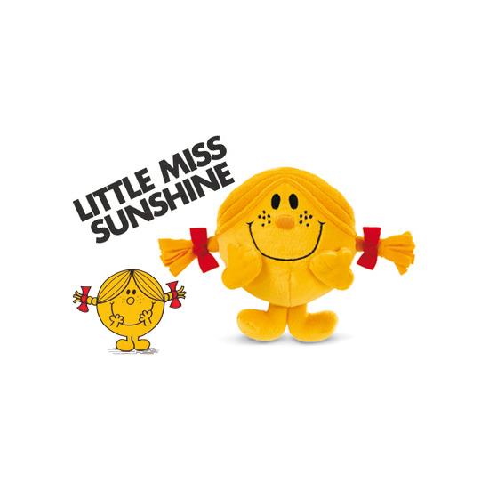 Mr Men Show Soft Friends - Little Miss Sunshine