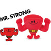 Photo of MR Men Show Soft Friends - MR Strong Toy