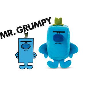 Photo of MR Men Show Soft Friends - MR Grumpy Toy