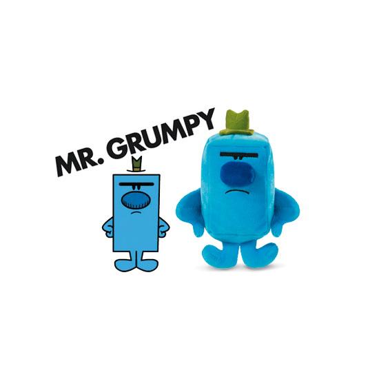 Mr Men Show Soft Friends - Mr Grumpy