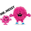 Photo of MR Men Show Soft Friends - MR Messy Toy
