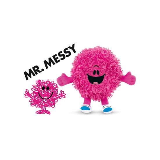 Mr Men Show Soft Friends - Mr Messy