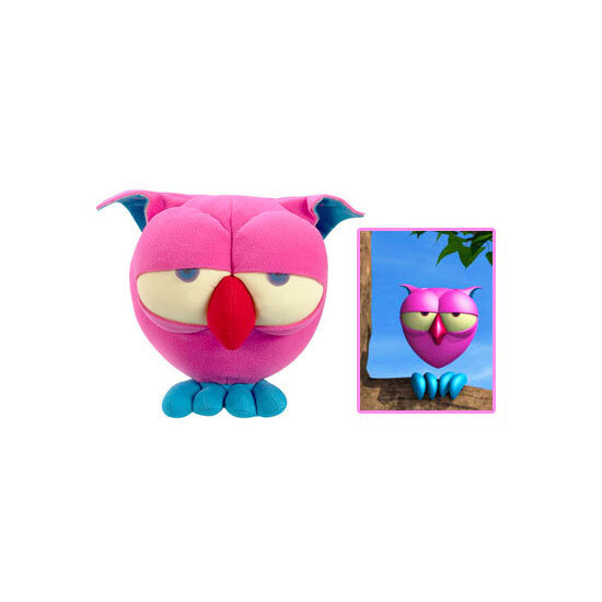 The Owl Feature Plush with DVD