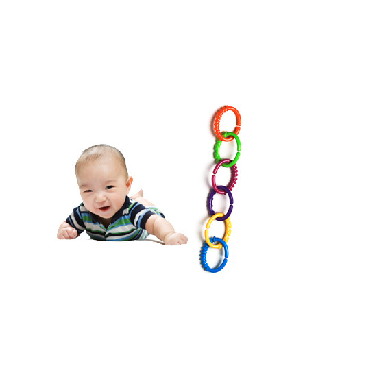 Playgro - Loopy Links 24 Pieces