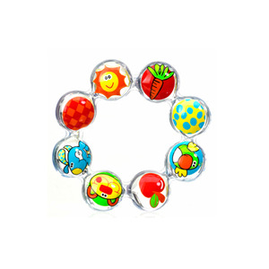 Photo of Playgro - Waterfilled Ring Soother Toy