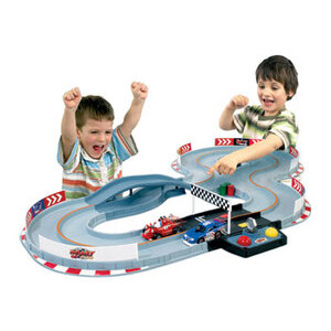 roary the racing car deluxe silver hatch race track reviews