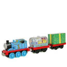 Take Along Thomas & Friends - Birthday Thomas Reviews