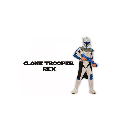 Clone Trooper Leader Rex Outfit - Medium