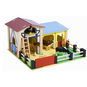 Photo of Wooden Farmyard Toy