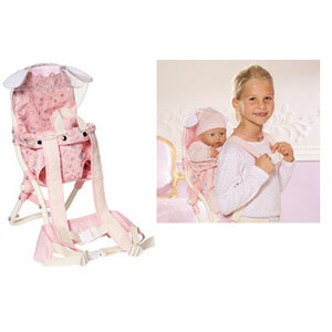 Photo of Baby Annabell Trekking Backpack Toy