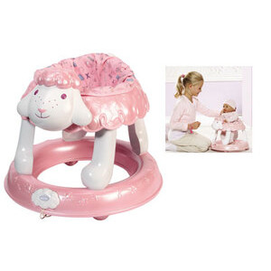 Photo of Baby Annabell Musical Walker Toy