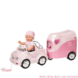 Baby Born Car and Horse Trailer Reviews