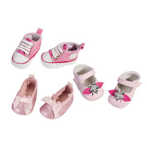 Photo of Baby Born Shoes Deluxe Toy