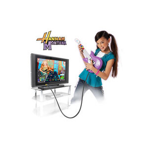 Photo of Hannah Montana - Guitar Toy