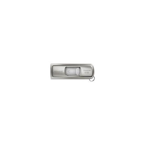 Ultra 8GB Cruzer Titanium USB Flash Drive