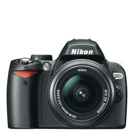 Nikon D60 with 18-55mm and 55-200mm lens Reviews