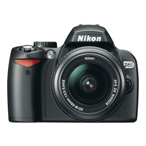 Photo of Nikon D60 With 18-55MM and 55-200MM Lens Digital Camera
