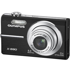 Photo of Olympus X-880 Digital Camera