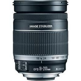 Canon EF-S 18-200mm f/3.5-5.6 IS Reviews